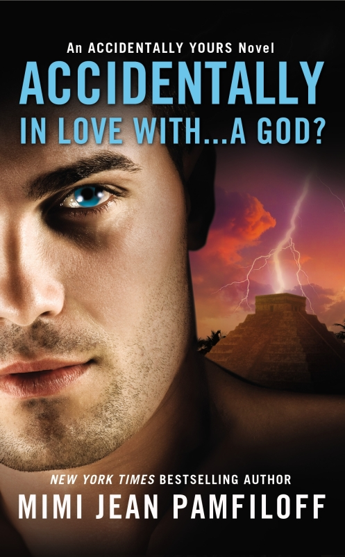 Coming in PRINT Oct. 29! New & Improved ACCIDENTALLY IN LOVE WITH A GOD?